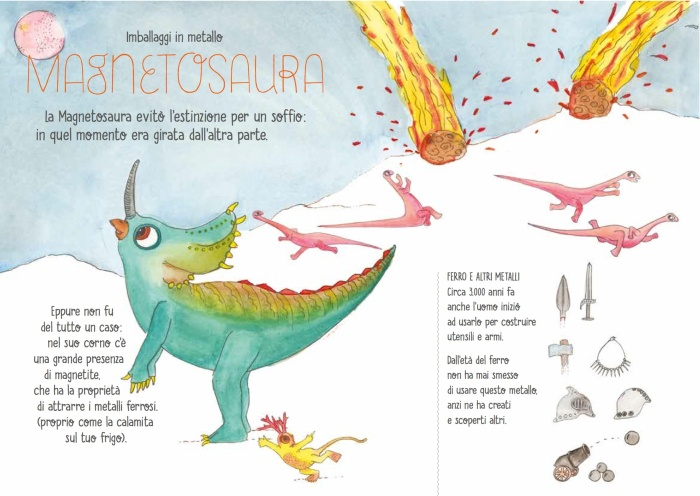 Magnetosaura